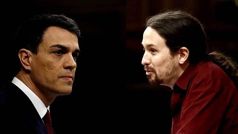 Rifirrafes entre PSOE y Podemos complican la configuración de una alternativa a Rajoy