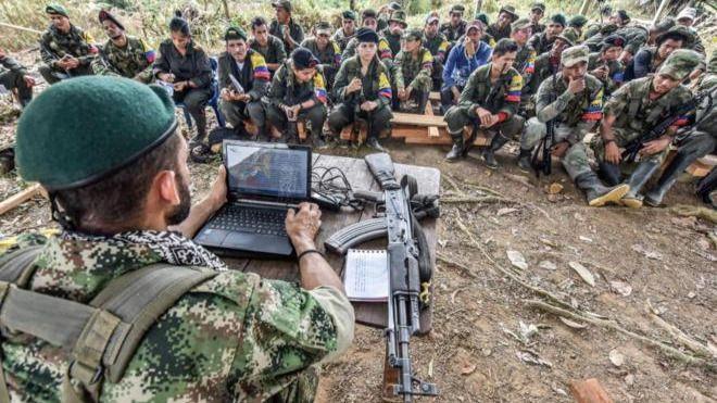 Histórico y definitivo acuerdo de paz en Colombia entre Gobierno y las FARC
