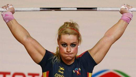 Lydia Valentín quiere, además de las medallas de Pekín y Londres, el dinero y las becas