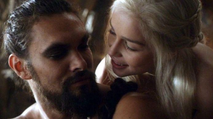 Fotograma de la serie de HBO Juego de Tronos