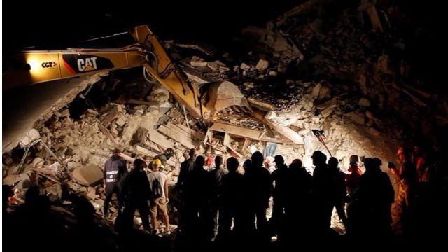 Aumentan los fallecidos por el terremoto en Italia, que ya superan la cifra de 250, entre ellos la española Ana Huete