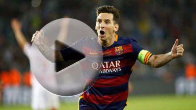 �Messi o Sa�l?, ri�a entre cul�s y atl�ticos por la elecci�n del mejor gol de Europa