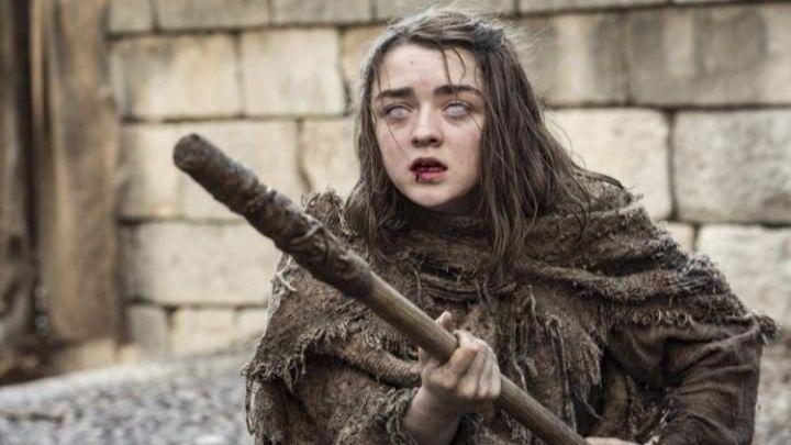 Arya Stark: 'Nada os preparará para la 7ª temporada de Juego de tronos'
