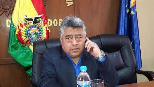Aparece muerto a golpes el viceministro de Interior de Bolivia, Rodolgo Illanes, que estaba secuestrado por mineros