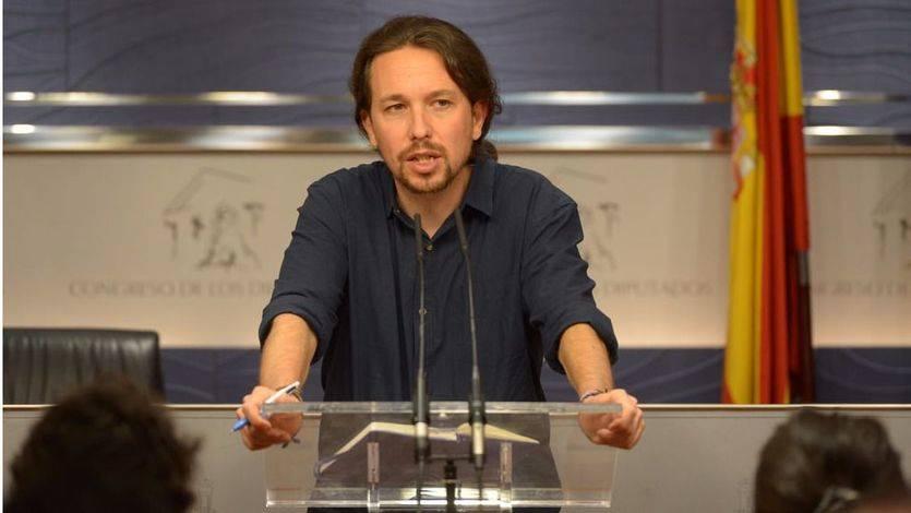 Iglesias presiona al PSOE para que busque una alternativa apoyada en los nacionalistas