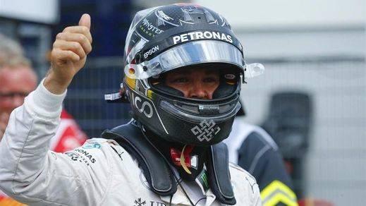 Rosberg sólo aprieta el Mundial y Alonso remonta hasta la séptima plaza