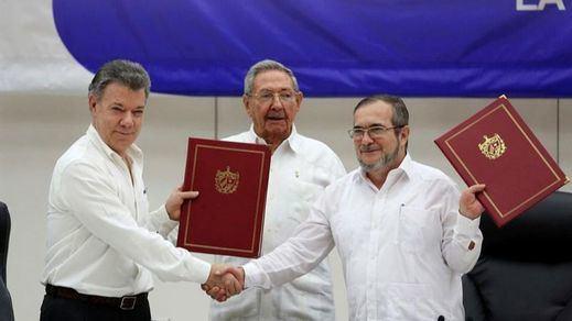 La paz ya es efectiva en Colombia: las FARC anuncian el alto el fuego definitivo