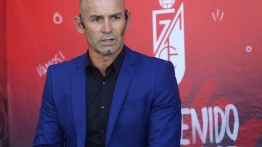 Autocrítica de Paco Jémez, que pone su cargo a disposición del Granada tras ser goleado en Las Palmas