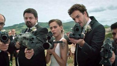 'Cuerpo de �lite' derrota en su estreno a Woody Allen en el mejor viernes del a�o para el cine espa�ol
