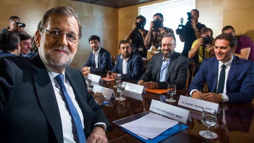 Así será la investidura fallida a la que Rajoy se enfrentará este martes y de la que responsabilizará al PSOE