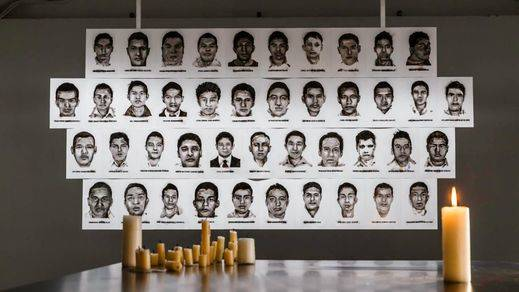 Día Internacional de las desapariciones forzadas: 44.159 casos en 91 países