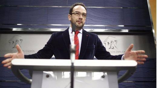 > PSOE: el discurso de Rajoy, el de un burócrata cansado que no convence