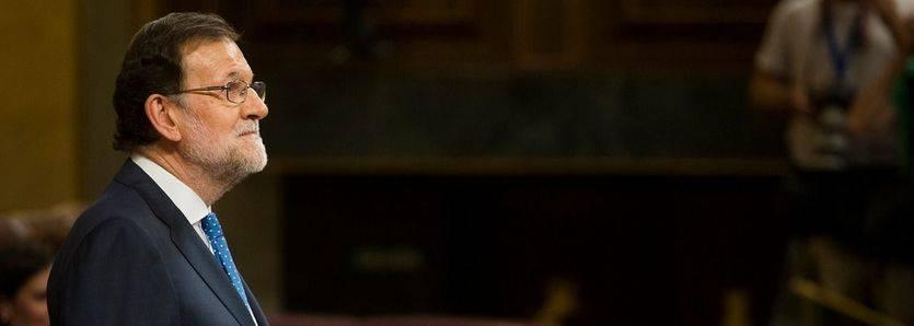 Fracaso absoluto de Rajoy: hasta Ciudadanos criticó su discurso en el debate de investidura