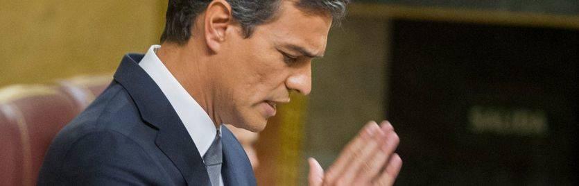 Sánchez fue a degüello contra Rajoy y éste contesta: 'No abuse, con que diga que 'no' ya es suficiente'