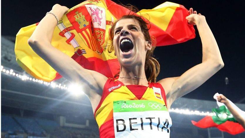 Otra hazaña de Ruth Beitia: a punto de conquistar su segunda 'Diamond League'