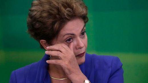 Crónica de una caída aunciada: el Senado brasileño destituye a Dilma Rousseff