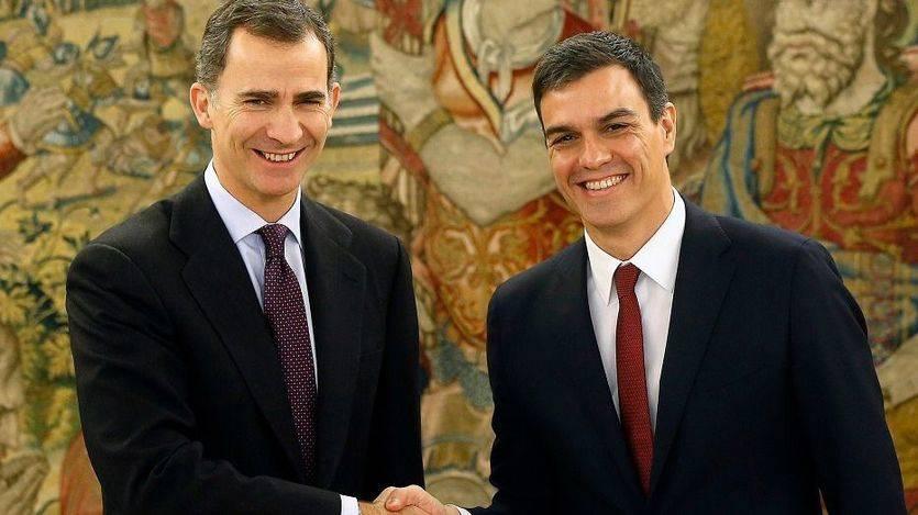 El Rey, pendiente de Sánchez para convocar una nueva ronda de consultas