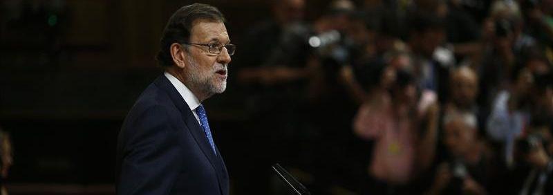Sin sorpresas: el Congreso rechaza la investidura como presidente de Rajoy por 10 votos de diferencia (180-170)