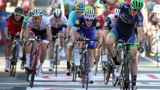 Vuelta: Keukeleire gana al sprint en Bilbao y las clasificaciones siguen igual