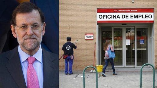 Mal dato del paro para coronar el fracaso de la investidura de Rajoy: 14.435 nuevos desempleados