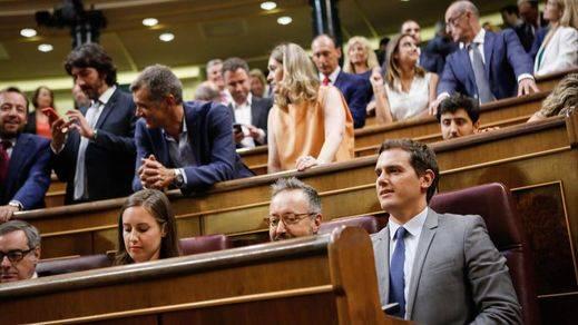 Ciudadanos decidirá el lunes si mantienen el apoyo a Rajoy para otra investidura