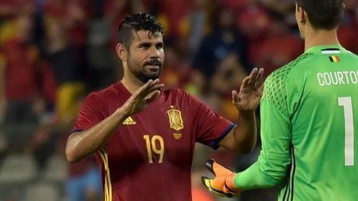 Diego Costa explota: