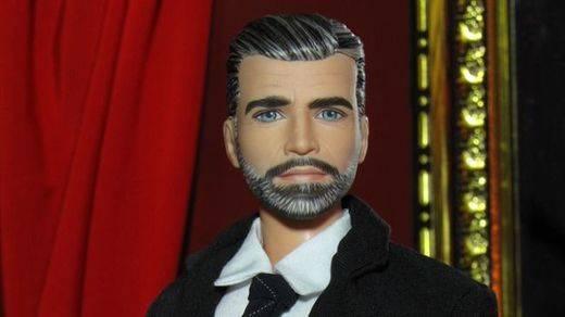 Crean un muñeco 'barbie' para el rey Felipe VI