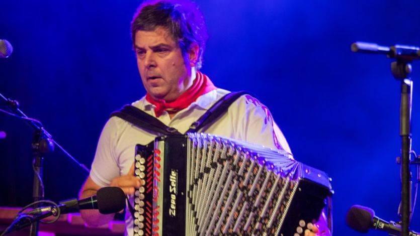 Kepa Junkera, folklorista: 'La cultura y la música es lo más exportable que tenemos para esa moda de la marca España'