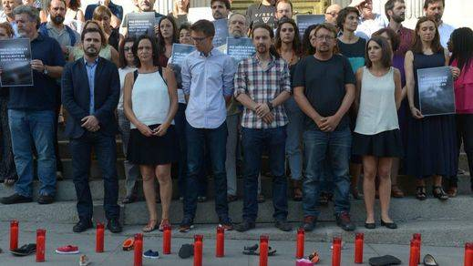 Confusión en el Congreso para homenajear a Aylan y a los refugiados