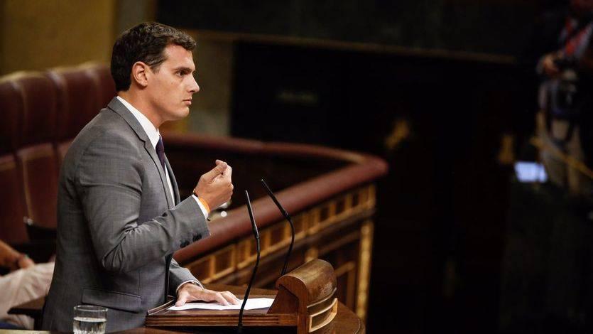 Rivera pide perdón por no haber convencido a PP y PSOE