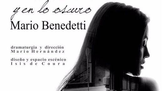 'Una mujer desnuda y en lo oscuro': El dolor del exilio en Benedetti