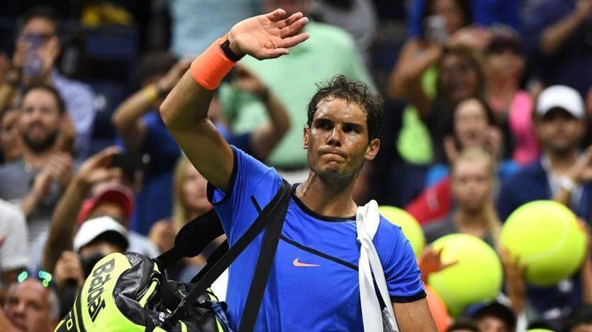 Nadal cae en octavos de US Open cuando estaba en su mejor momento