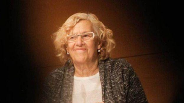 Carmena aplaude a los inmigrantes que saltaron la valla de Melilla y dice que hacen 'emprendimiento social'