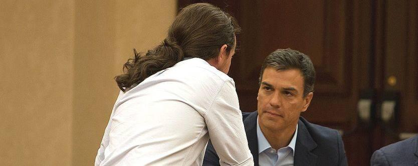 Sánchez descarta postularse a una investidura sin un gran pacto que le permita ser presidente