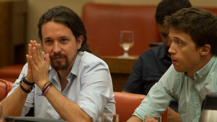 Podemos marca el camino de la alternativa del PSOE ante la inconcreción de Sánchez
