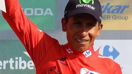 Después de la tormenta, la calma: etapa tranquila en la Vuelta sin cambios en las clasificaciones