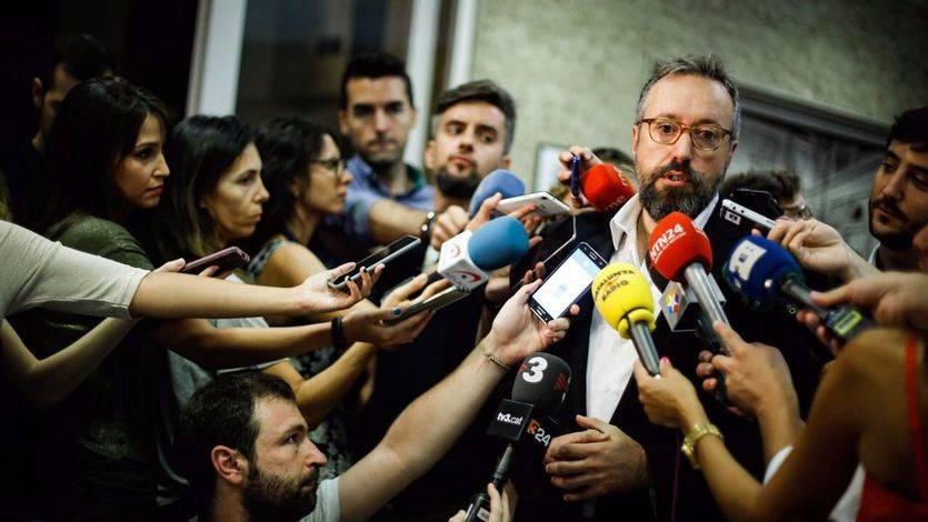 Ciudadanos registra una iniciativa para paralizar la LOMCE tras romper el pacto con el PP