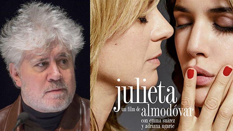 El cine español 'amnistía' a Almodóvar y su película 'Julieta' aspirará a los Oscar