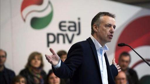 Podemos no lograría arrebatar a Urkullu la Lehendakaritza sin el apoyo de Bildu
