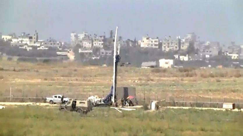 Captura del vídeo publicado en 'Yediot Aharonot'