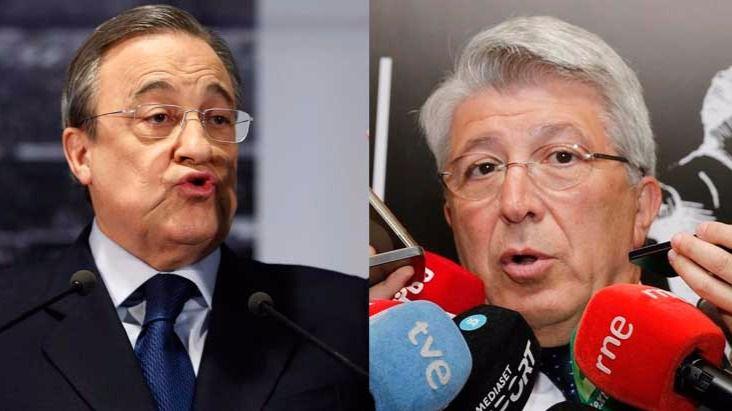 La FIFA confirma que ni el Real Madrid ni el Atlético podrán fichar hasta el 2018