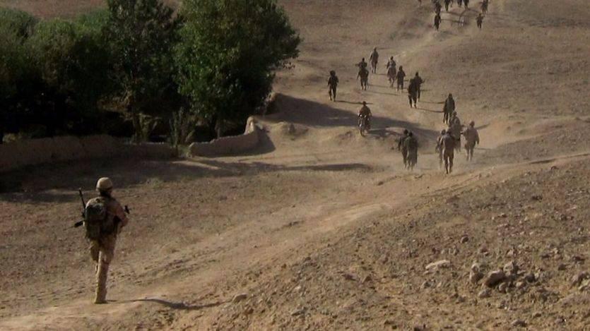 Fallece un militar español y otros 2 resultan heridos en un campo de maniobras en Irak