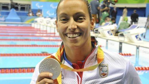 Teresa Perales continúa su leyenda y se cuelga su 23ª medalla paralímpica