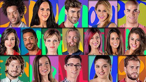 'Gran Hermano 17': así son los nuevos personajes del reality estrella de televisión