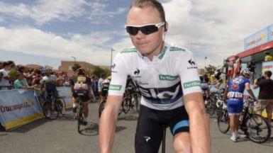 Froome pone la Vuelta al 'rojo' con su victoria en la contrarreloj alicantina