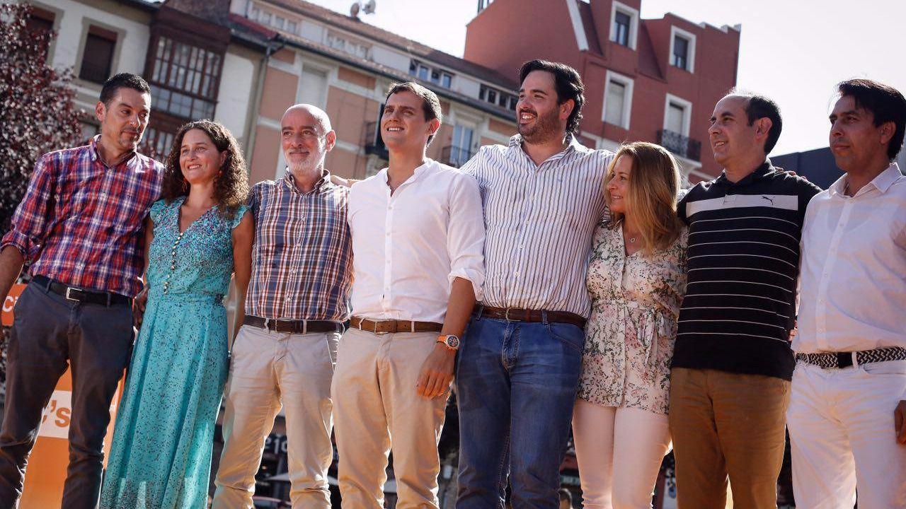 >> Ciudadanos apela a los vascos de centro para enfrentarse al difícil reto de Euskadi