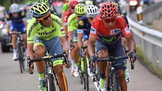 Quintana, vencedor virtual de La Vuelta y Contador pierde el podio
