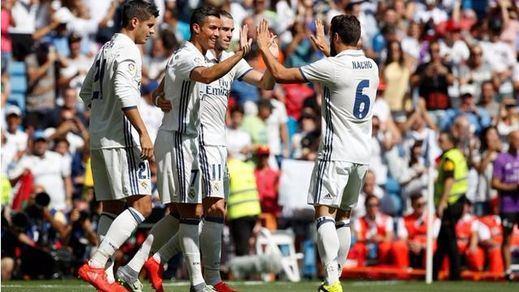 El Real Madrid le da un serio repaso al Osasuna aunque se queda con un par de 'recuerdos' (5-2)
