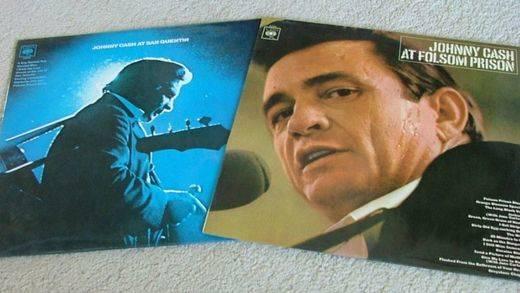 Los 5 mejores discos de Johnny Cash