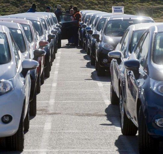 La venta de vehículos industriales aumenta un 21% en agosto